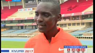 Asbel Kiprop: I think its an achievement for me to go to London and defend my title