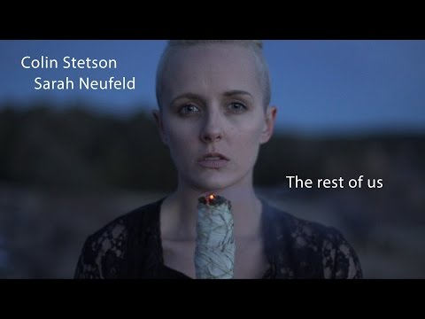 "Colin Stetson and Sarah Neufeld - ""The rest of us"" (Official Music Video) online metal music video by COLIN STETSON"
