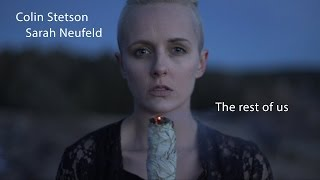 "<b>Colin Stetson</b> And Sarah Neufeld  ""The Rest Of Us"" Official Music Video"