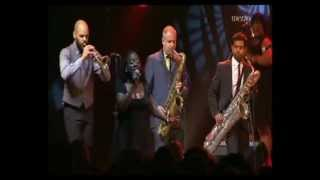 Sharon Jones & The Dap-Kings - I'm Not Gonna Cry (Nancy Jazz Pulsations 2010)