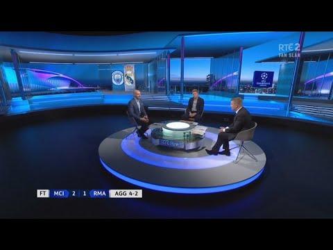 Man City 2-1 Real Madrid Post Match Analysis