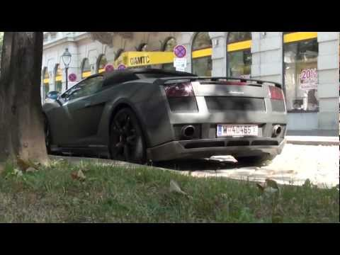 Lamborghini Gallardo Spyder Hamann