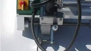 Автомат для сварки полимеров LARON от компании ТОВ Компанія Оптімус - видео