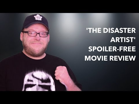 The Disaster Artist | Movie Review | Spoiler-free | The Making of 'The Room' | James Franco Movie