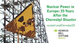 Tchernobyl 35 ans après : Interview HEINRICH-BÖLL-STIFTUNG