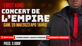 First King   AGBA NAN BIO HOUEGBE (clip Officiel )