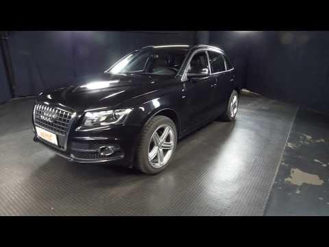 Audi Q5 2.0 TFSI Quattro S-Tronic S-Line, Maastoauto, Automaatti, Bensiini, Neliveto, YVZ-901