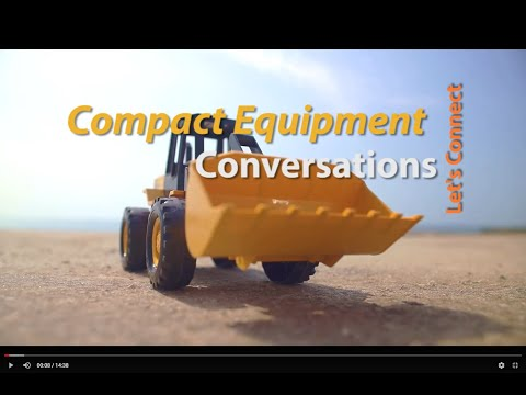 Compact Equipment Conversations: John Deere's New 333G SmartGrade Compact Track Loader