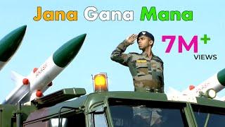 Jana Gana Mana | National Anthem | Rashtra Gaan | Jatiyo Sangeet India
