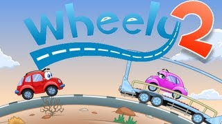 Wheely 2 Walkthrough All Levels HD