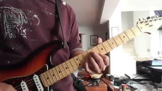 Cuarto movimiento: La realidad. Extremoduro cover guitarra
