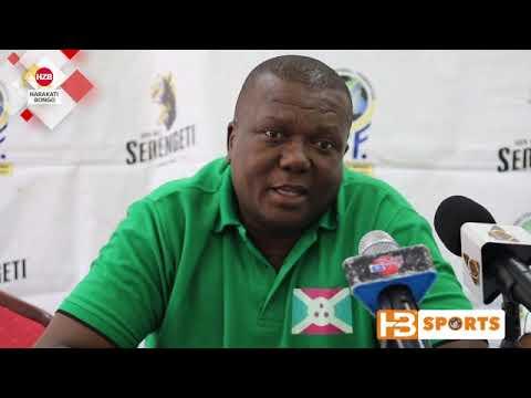 Kocha Burundi tuna wachezaji wa kimataifa, amtaja Bigirimana kuwauwa Stars