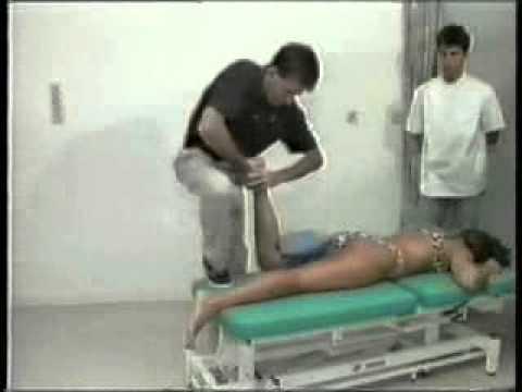 Ból w plecach i brzuchu z osteochondroza