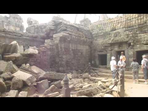 Ангкор-Тхом - Камбоджа
