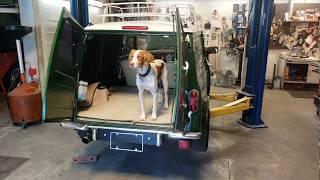 Mini Cooper Panel Van