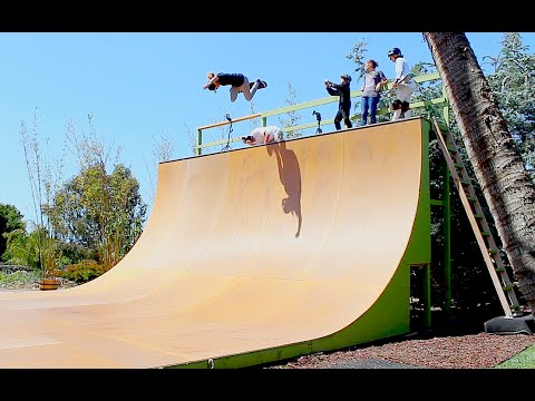 Girls Skate Better Than You - Hoopla Skateboards - Van Days Ep. 18