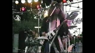 Barren Cross Freedomfest 1988  Dying Day HD