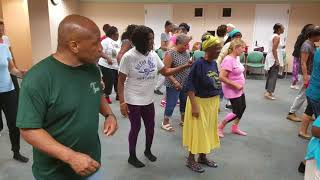 Line Dance: Get It Poppin'