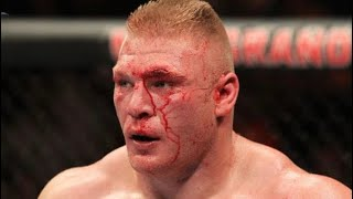 BROCK LESNAR ALL LOSSES IN THE UFC