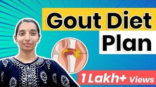 Gout Diet Plan | Diet for High Uric Acid | English | Dr Tejas Limaye