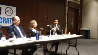 Vivek Patil on Creating a Green/Cleantech Economy (4/19/17)