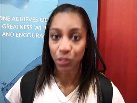 Chanelle Price Post-Race Interview - 2012 New Balance