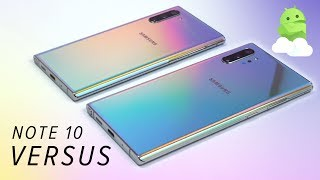 Samsung Galaxy Note10 vs Samsung Galaxy Note10+: What's the difference?