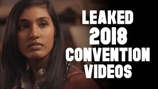 Gambar cover Leaked 2018 Convention Videos (LGBTQ allies portrayed as hostile & confrontational!)