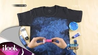 ILook - Galaxy Print T-Shirt