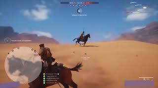 Приколы в Battlefield 1