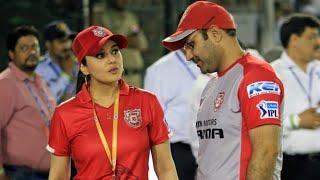 Clash Between Pretty Zinta and Sehwag