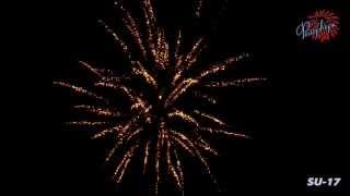 """Салют Brocade 30 выстрела от компании Интернет-магазин пиртехнических изделий """"Fire Dragon"""" - видео"""