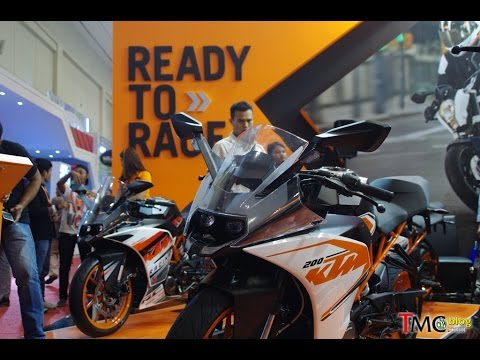 Review KTM RC 200