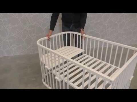 babybay umbausatz f r kinderbett tobi g nstig kaufen bei. Black Bedroom Furniture Sets. Home Design Ideas