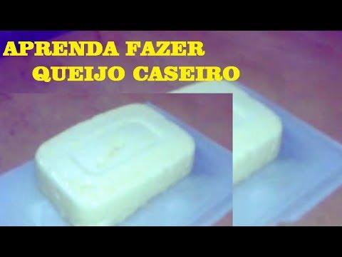 QUEIJO CASEIRO FACIL E RAPIDO (RENDE MUITO) | Preto na Cozinha