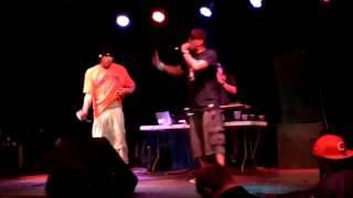 Tha Alkaholiks - Bully Foot - Live 2013 Tampa, FL