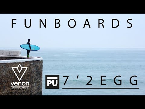 PICK YOUR FUNBOARD | VENON 7'2 EGG, ION EIZAGUIRRE