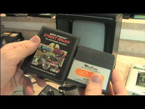 Classic Game Room HD - VECTREX console review!