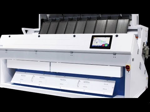 RNEZS Sorter for the Plastics Industry