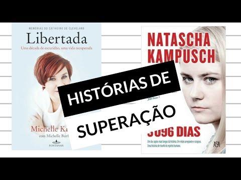 LIBERTADA E 3096 DIAS - DUAS GRANDES SOBREVIVENTES | Biografias e Afins