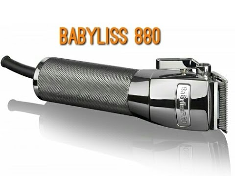 Babyliss 880 Hair Clippers | Product Review!