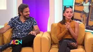 Tonton Perbincangan Isabela Moner dan Eugino Derbez Soal Film Dora Live Action di The Jason Show