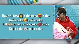 Coka Lyrics - Sukh-E Muzical Doctorz, Jaani | Haye Ni Tera