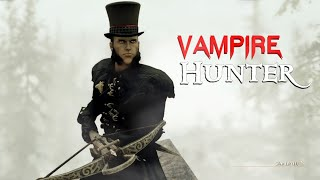 Vampire Hunter - SKYRIM SE BUILD MODS
