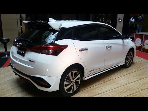 Toyota Yaris Trd Cvt 2008 Parts New 2018 تنزيل يوتيوب V Log Sportivo White