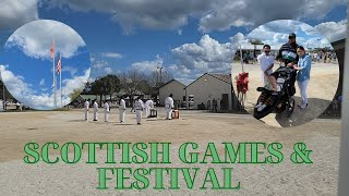 Scottish Games and Festival 2021