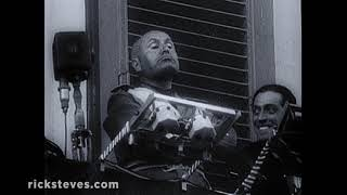 Thumbnail of the video 'Mussolini and Fascism in Italy'