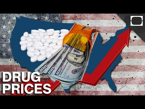 Video Why Are Prescription Drugs So Expensive?