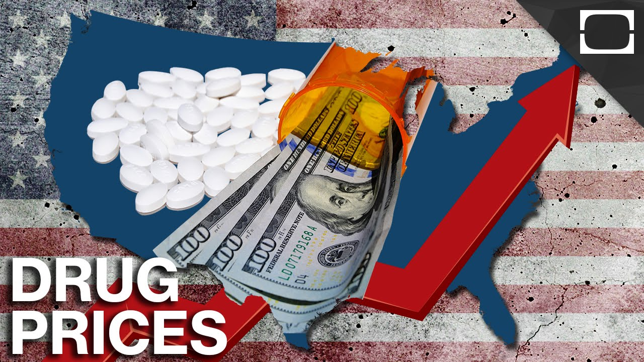 Why Are Prescription Drugs So Expensive? thumbnail
