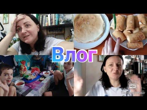 Блины / Интервальное голодание / Налоги / Анкетка / Работа / Anika Z влог